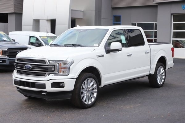 2020 Ford F 150 Limited In Pawleys Island Sc Mrytle Beach Ford F 150 Tidelands Ford Lincoln